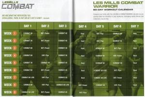 les_mills_COMBAT_schedule